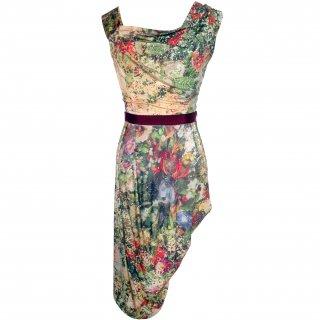 7号(7〜9号)■レンタルドレス■Product code:11020 | Vivienne Westwood Red Label(ヴィヴィアン ウエストウッド アシンメトリードレス)