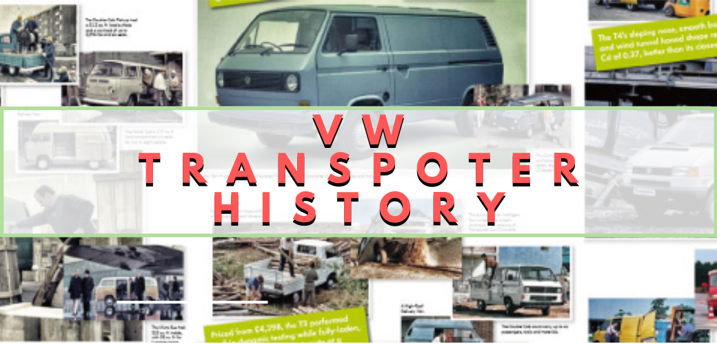 VW TRANSPOTER HISTORY