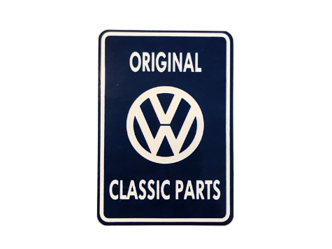 【VW Classic】 VW Classic Parts Center ステッカー