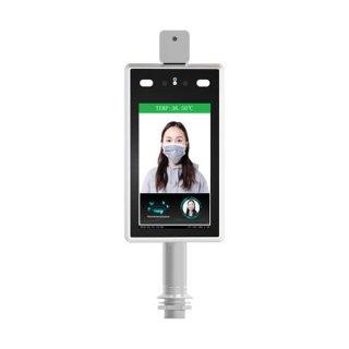 アクセスコントロール&サーマルAIカメラNSAC-TH1001       ドイツ製サーモセンサー搭載 高精度検知安心の日本仕様       在庫わずか 即納可能 台数限定 銀行振込のみ