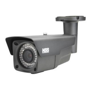 NSC970S 48万画素防水暗視バリフォーカルカメラ中距離監視向き