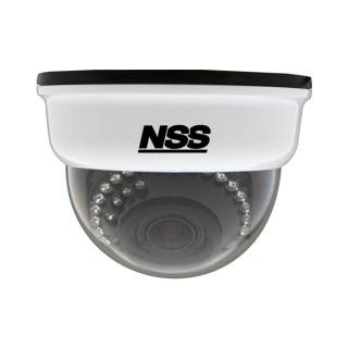 NSC15HVFD 48万画素暗視バリフォーカルドーム型カメラ