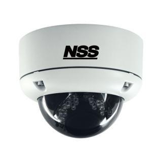 NSC13HVFD 48万画素防水暗視耐衝撃バリフォーカル ドーム型カメラ