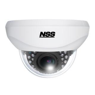 NSC-AHD932 AHD暗視バリフォーカルドームカメラ 130万画素