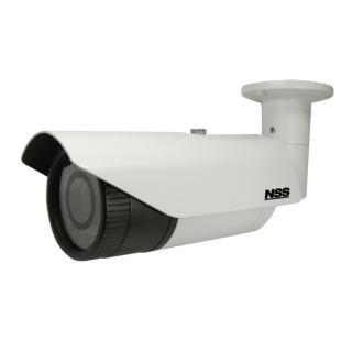 NSC-AHD942 AHD防水暗視バリフォーカルカメラ 130万画素(赤外線照射距離40m)
