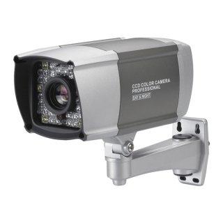 NSC-HD6041-F  フルHD防水暗視バリフォーカルカメラ(赤外線照射距離40m)