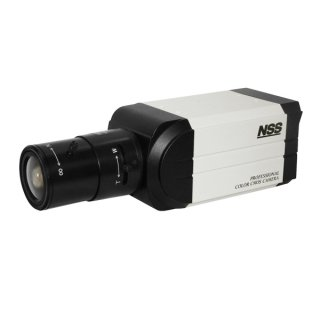 NSC-AHD900-F  AHD Full HDボックス型カメラ(レンズ別) 200万画素