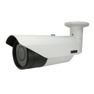 NSC-AHD942-F AHD Full HD防水暗視バリフォーカルカメラ(赤外線40m) 200万画素