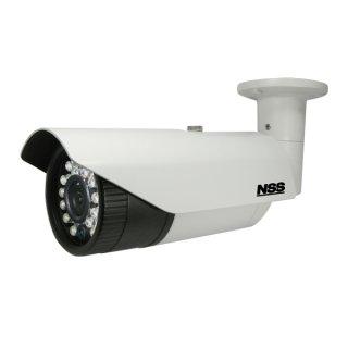 NSC-AHD941VP-F AHD Full HD防水暗視カメラ(赤外線20m) 200万画素ワンケーブル仕様