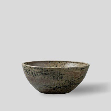 "[SHO-DO] Vintage green bowl ""L"""