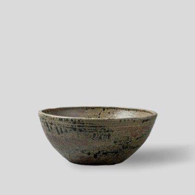 """[SHO-DO] Vintage green bowl """"L"""""""