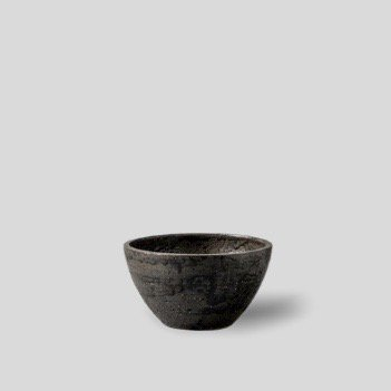 "[SHO-DO] Vintage black bowl ""M"""