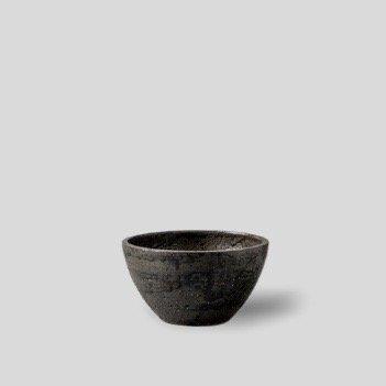 """[SHO-DO] Vintage black bowl """"M"""""""