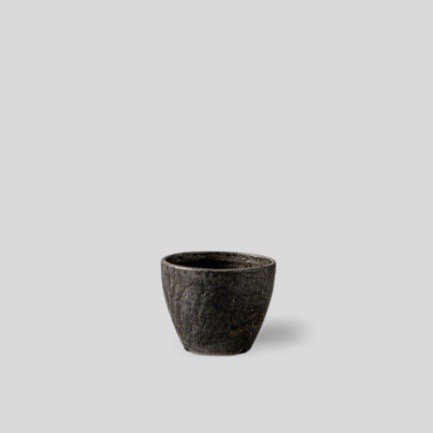"[SHO-DO] Vintage black bowl ""XS"""