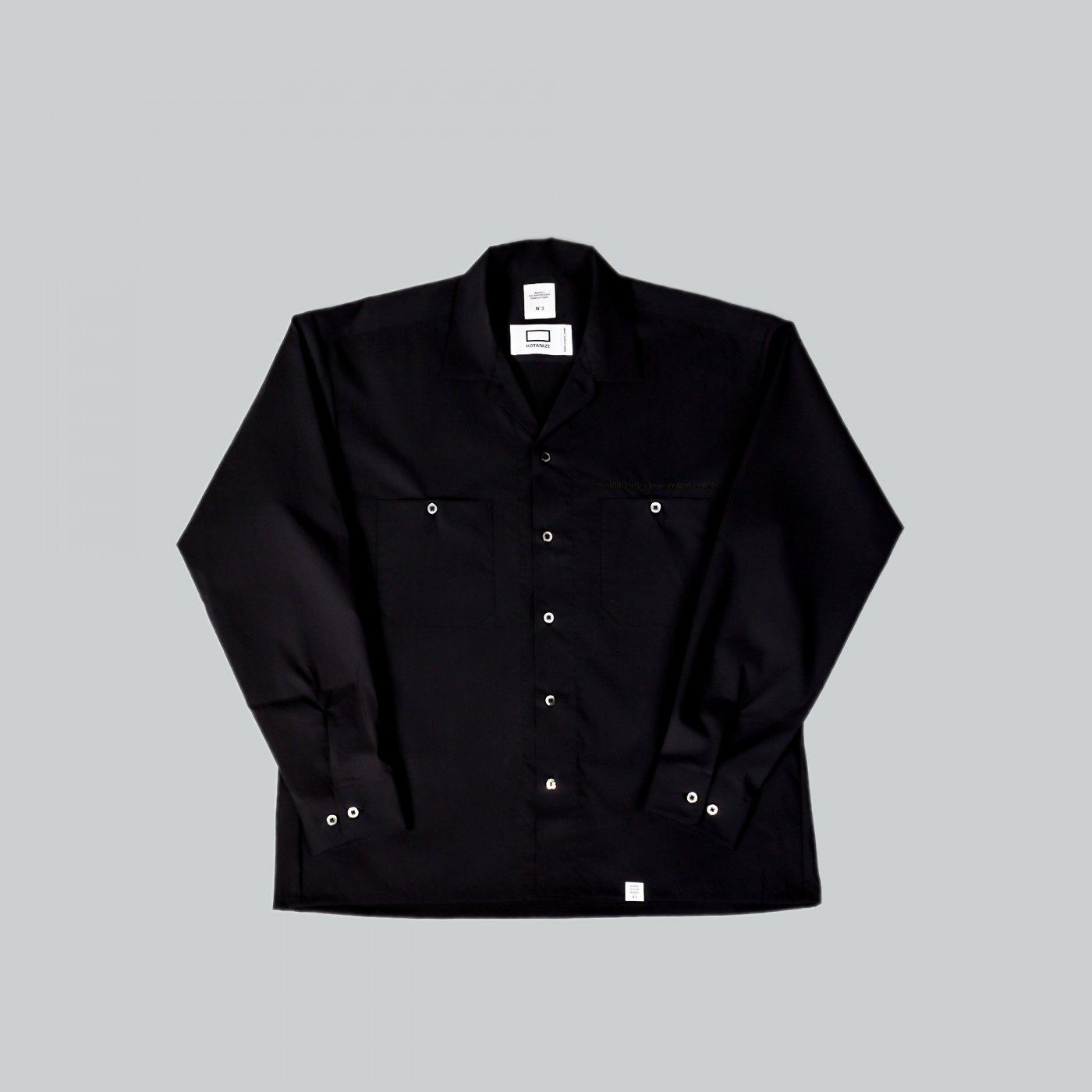 BEDWIN & THE HEARTBREAKERS × BOTANIZE Long sleeve-shirt