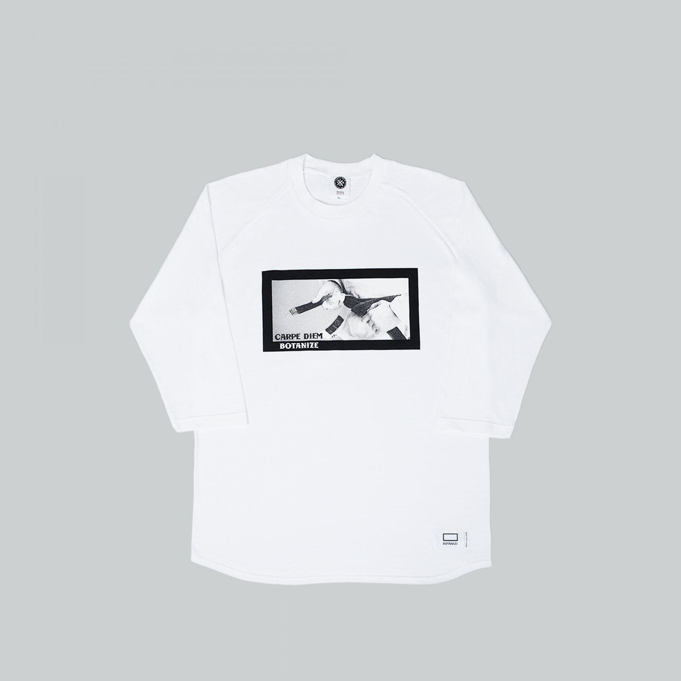 CARE DIEM × BOTANIZE  七分丈Tシャツ