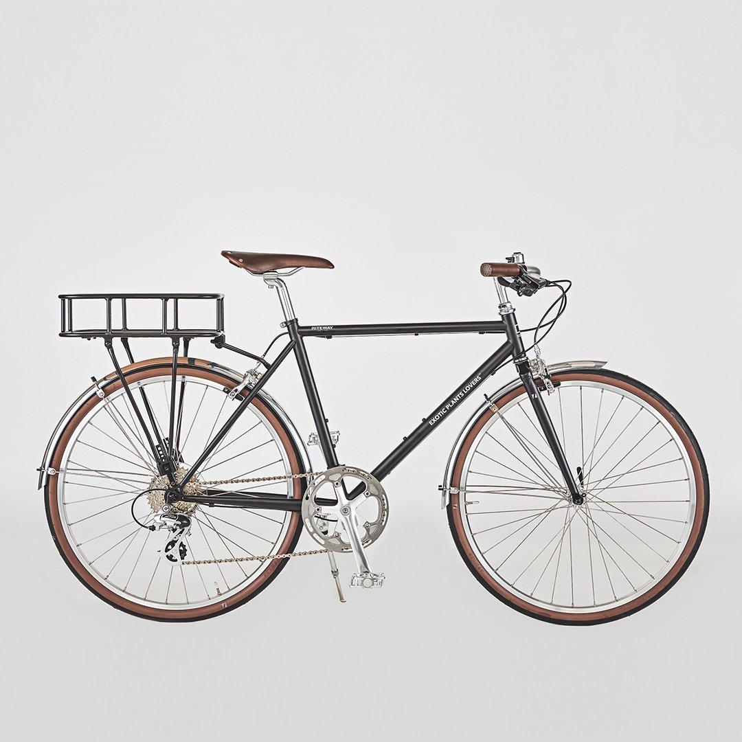 RITEWAY × BOTANIZE  自転車