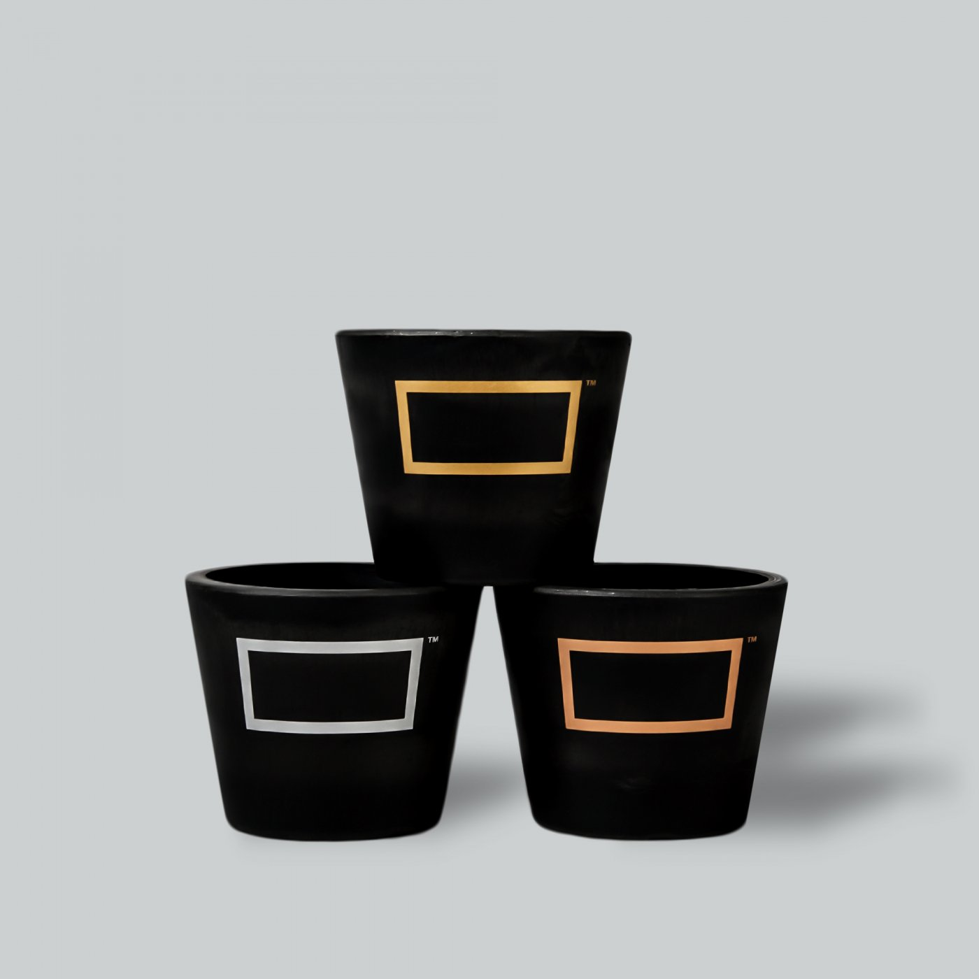 Plastic Pot SP  3set