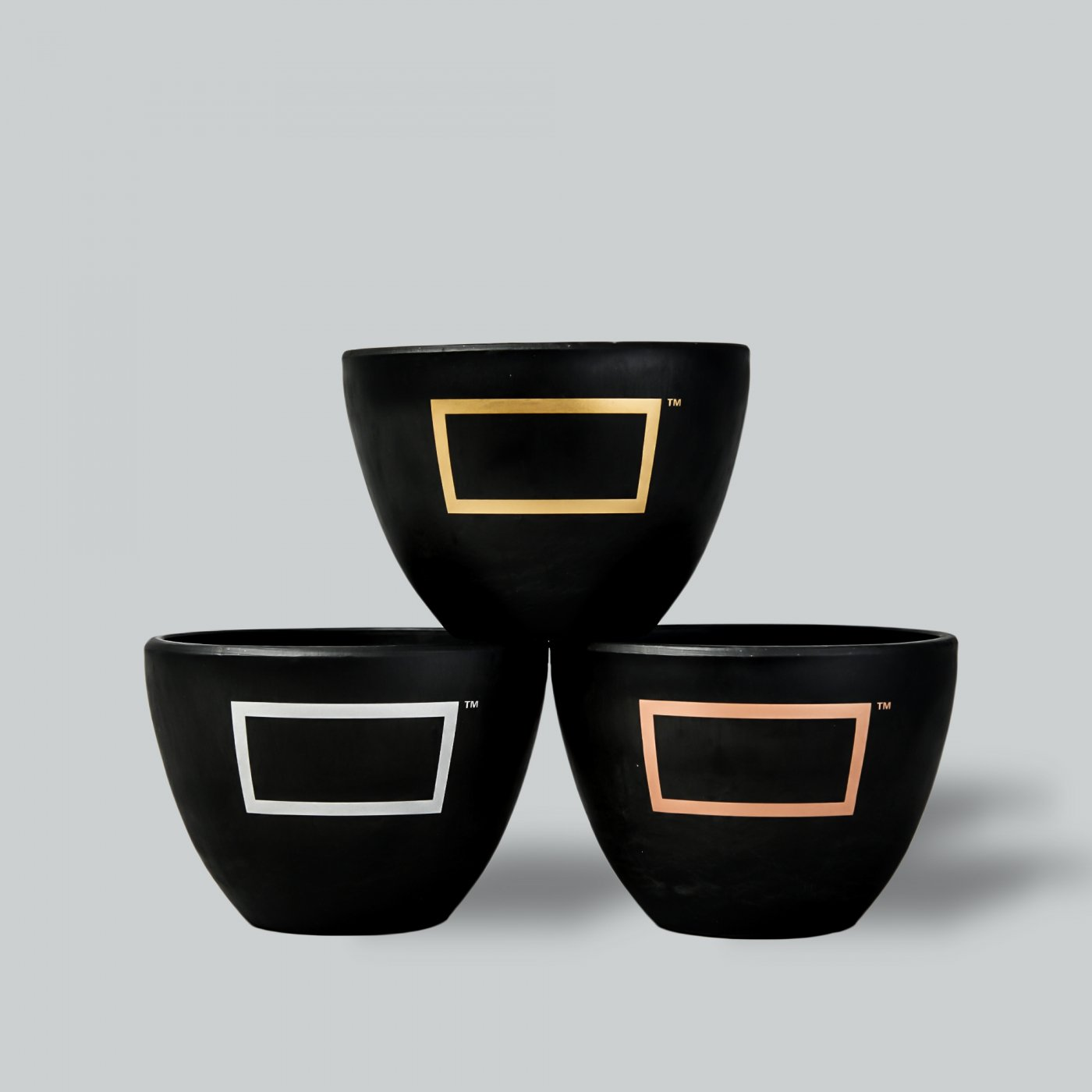 Plastic Pot Bowl  SP  3set