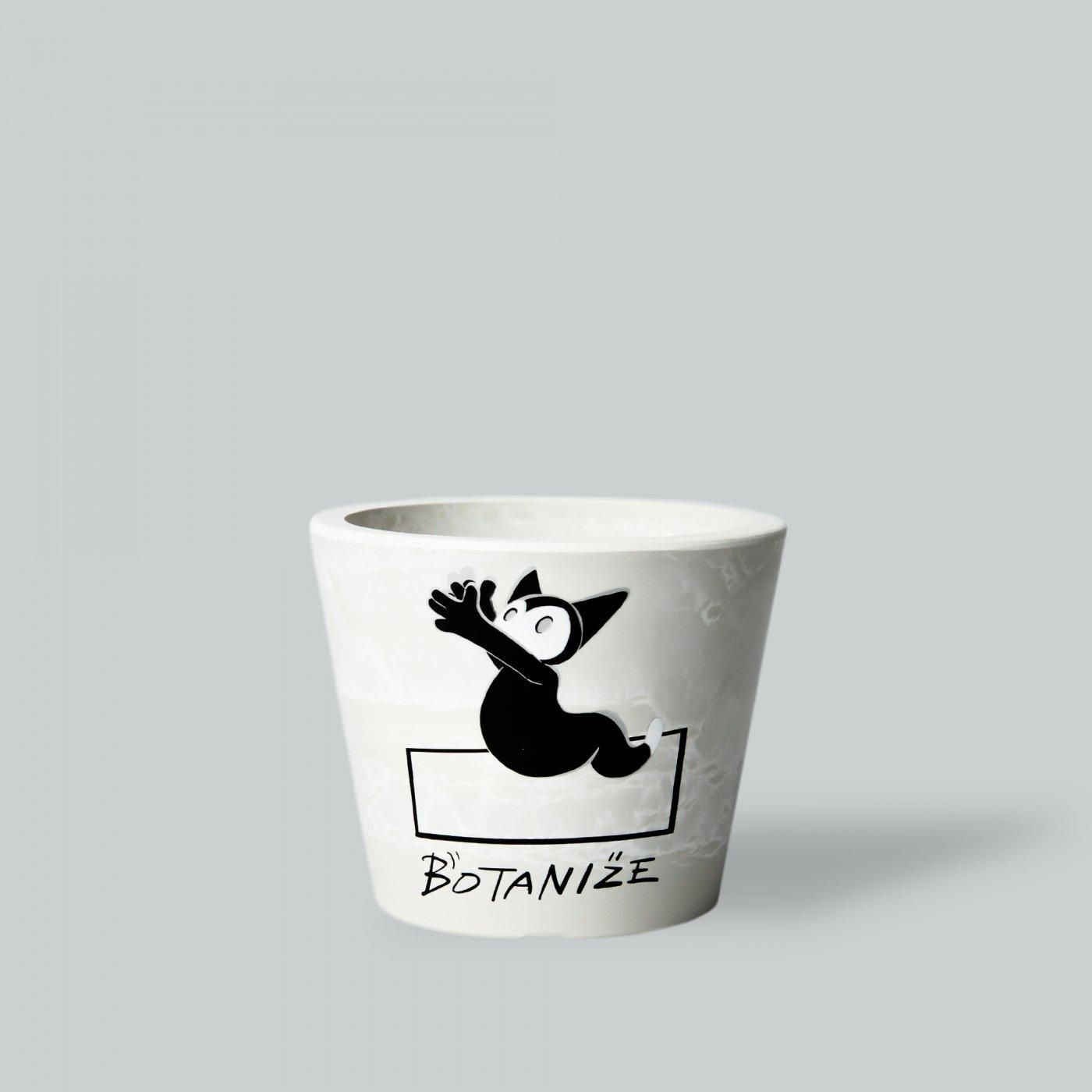 Lotta × BOTANIZE Plastic Pot  SP1