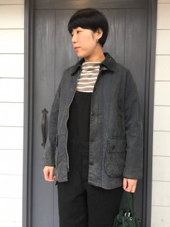 <img class='new_mark_img1' src='https://img.shop-pro.jp/img/new/icons14.gif' style='border:none;display:inline;margin:0px;padding:0px;width:auto;' />Barbour リサイズ&オイルアウトジャケット(NV)