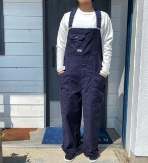<img class='new_mark_img1' src='https://img.shop-pro.jp/img/new/icons14.gif' style='border:none;display:inline;margin:0px;padding:0px;width:auto;' />DENIM&DUNGAREE バックサテン ユーロ オーバーオール