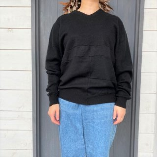 <img class='new_mark_img1' src='https://img.shop-pro.jp/img/new/icons14.gif' style='border:none;display:inline;margin:0px;padding:0px;width:auto;' />YOUSED Cashmere Remake Patchwork Sweater (1)/ B