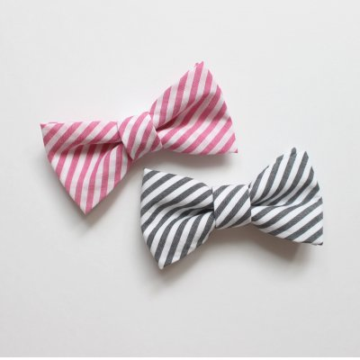 【mens】ストライプ black/pink
