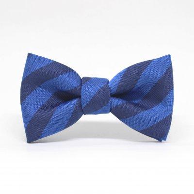 BOW【kids】Tie 青色&ネイビー