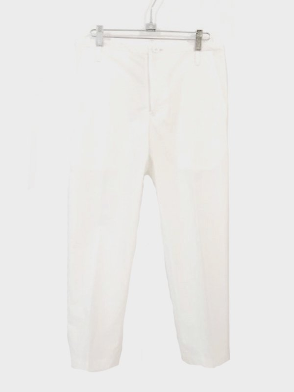 TAILORED PANTS(WHITE)