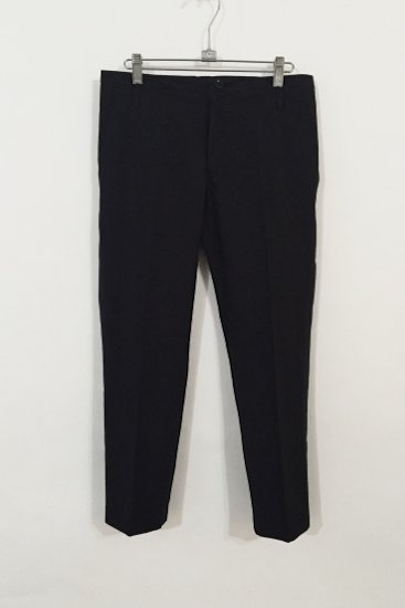 TAILORED PANTS(BLACK)