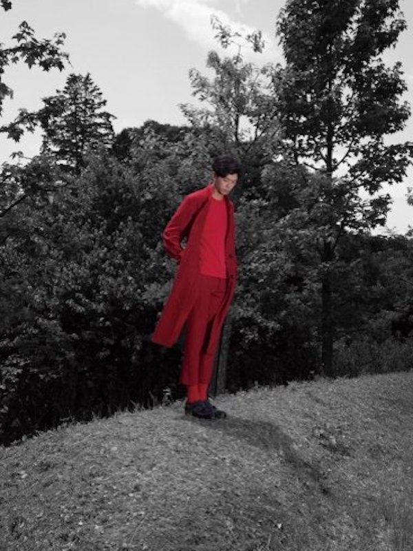 <img class='new_mark_img1' src='//img.shop-pro.jp/img/new/icons20.gif' style='border:none;display:inline;margin:0px;padding:0px;width:auto;' />[50%OFF] TAILORED PANTS(RED)