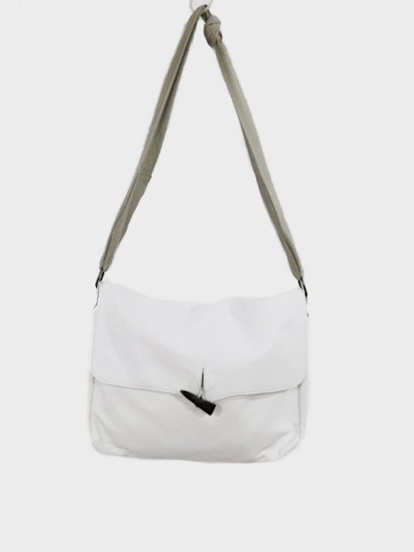 HUNTING BAG(WHITE/大)