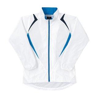 Ladies ウィンドウォーマーシャツ(ホワイト) XLW6380