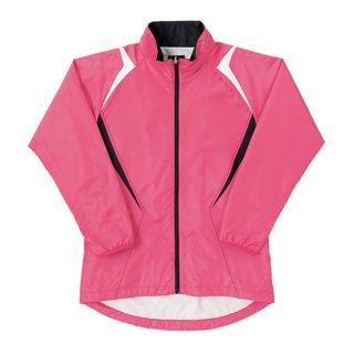 Ladies ウィンドウォーマーシャツ(ピンク) XLW6381