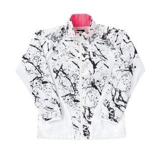 Ladies ウィンドウォーマーシャツ(ホワイト) XLW6390