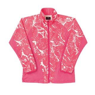 Ladies ウィンドウォーマーシャツ(ピンク) XLW6391
