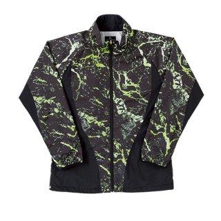 Ladies ウィンドウォーマーシャツ(ブラック) XLW6399