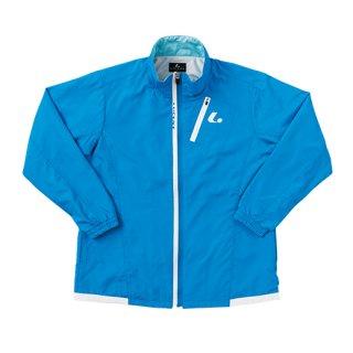 Ladies ウィンドウォーマーシャツ(ブルー) XLW6347