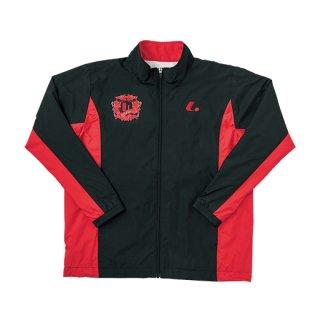 Ladies ウィンドウォーマーシャツ(ブラック) XLW6319