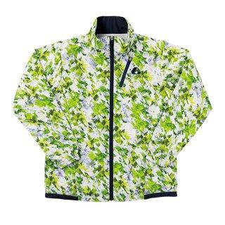 Ladies ウィンドウォーマーシャツ(ライム) XLW6355