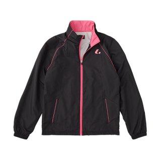 Uni ウィンドウォーマーシャツ(ブラック) XLW4869