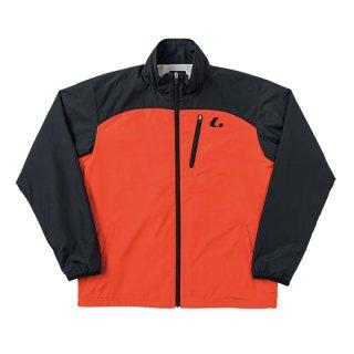 Uni ウィンドウォーマーシャツ(オレンジ) XLW4782