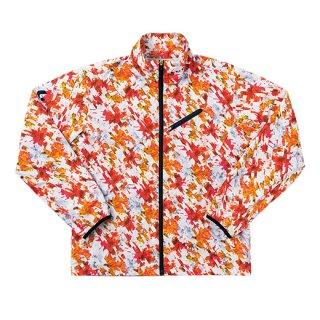 Uni ウィンドウォーマーシャツ(オレンジ) XLW4772