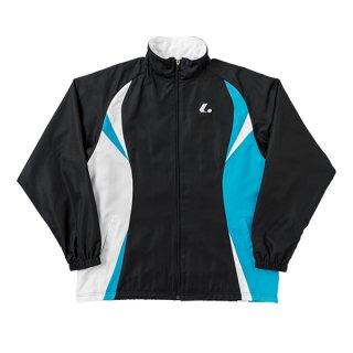 Uni ウォーマーシャツ(ブラック×ブラック) XLW4799