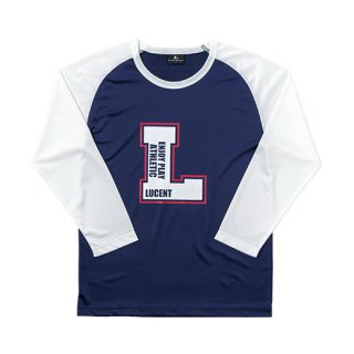 Uni 長袖Tシャツ(ネイビー) XLH1976