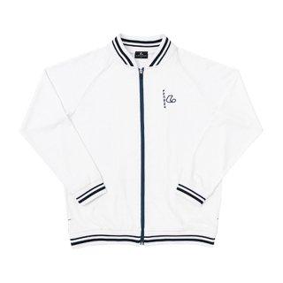 Uni ウォームアップシャツ(ホワイト) XLW4820