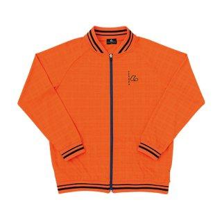 Uni ウォームアップシャツ(オレンジ) XLW4822