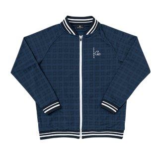 Uni ウォームアップシャツ(ネイビー) XLW4826