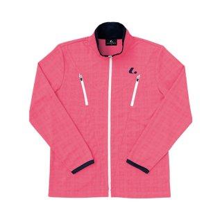 Ladies ウォームアップシャツ(ピンク) XLW6371